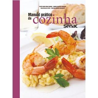 Livro - Manual Prático de Cozinha Senac - Vianna
