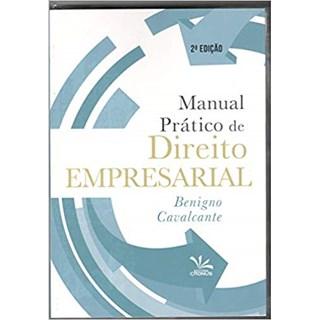 Livro - Manual Prático De Direito Empresarial - Cavalcante