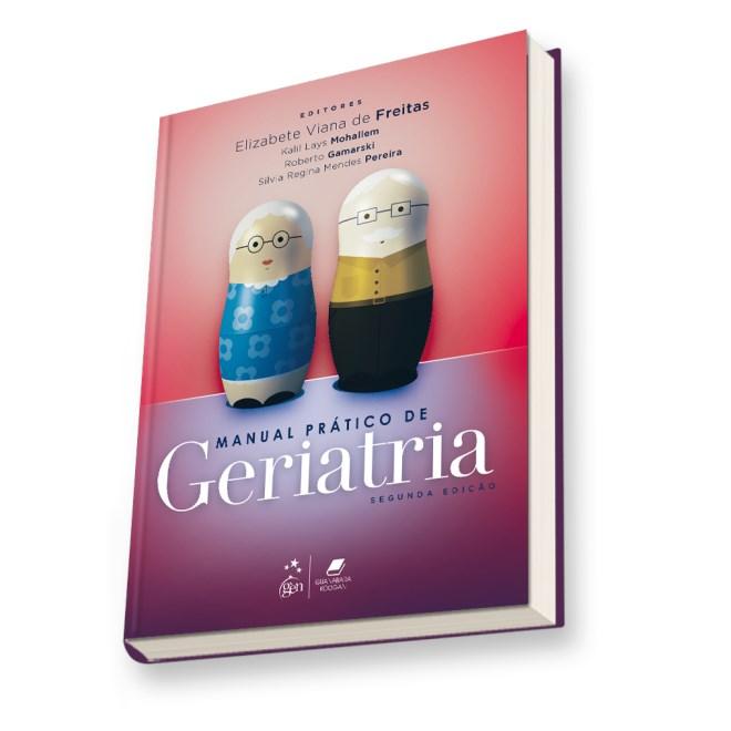 Livro - Manual Prático de Geriatria - Freitas