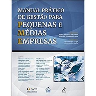 Livro - Manual Prático de Gestão Para Pequenas e Médias Empresas - Sousa