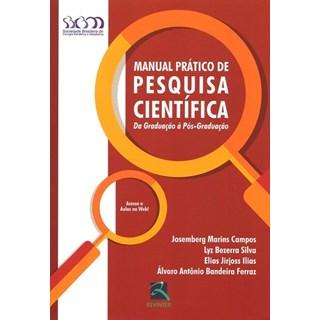 Livro - Manual Prático de Pesquisa Científica - Campos