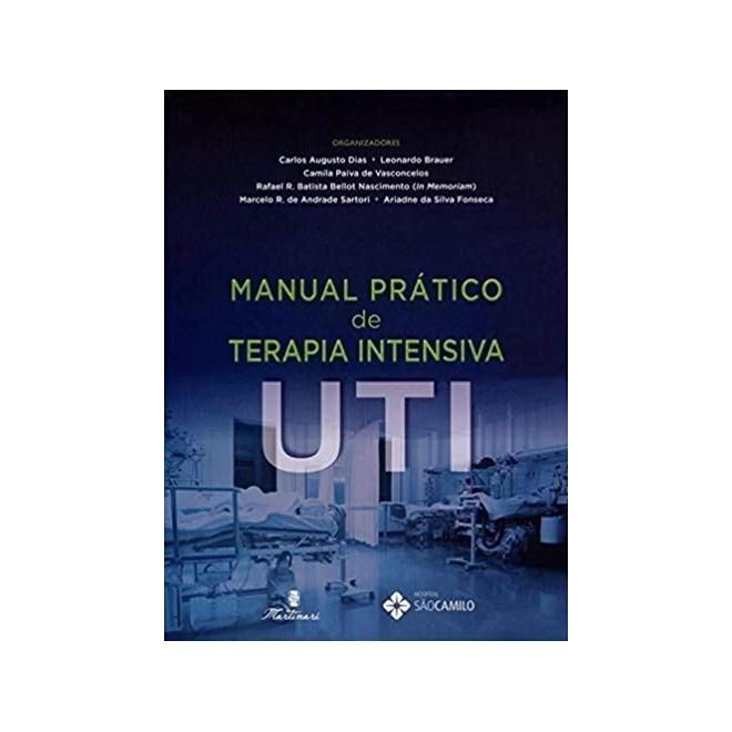 Livro - Manual Pratico de Terapia Intensiva - Dias