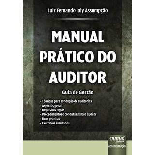 Livro - Manual Prático do Auditor - Assumpção - Juruá