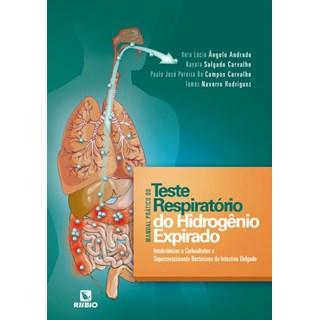 Livro - Manual Prático do Teste Respiratório do Hidrogênio Expirado - Andrade