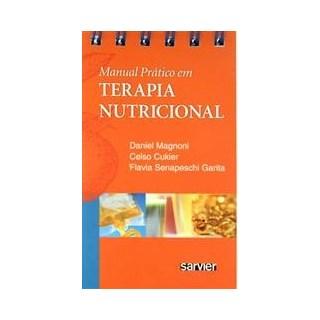 Livro - Manual Prático em Terapia Nutricional - Magnoni***