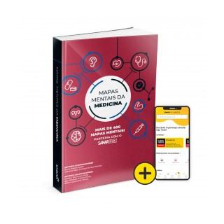 Livro - Mapas Mentais da Medicina - Godoi - Sanar