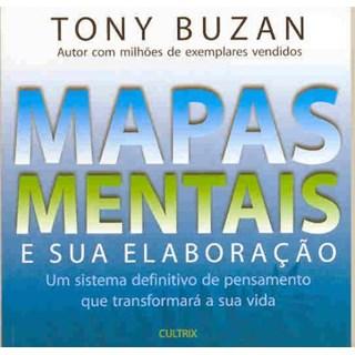 Livro - Mapas Mentais e Sua Elaboração - Buzan