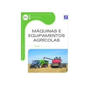 Livro - Máquinas e Equipamentos Agrícolas - Silva