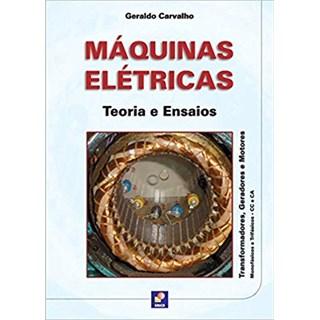 Livro - Máquinas Elétricas - Carvalho