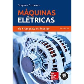 Livro - Máquinas Elétricas de Fitzgerald e Kingsley - Umans