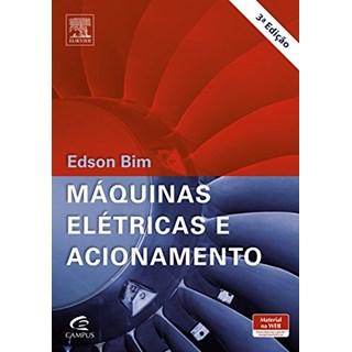 Livro - Máquinas Elétricas e Acionamento - Bim