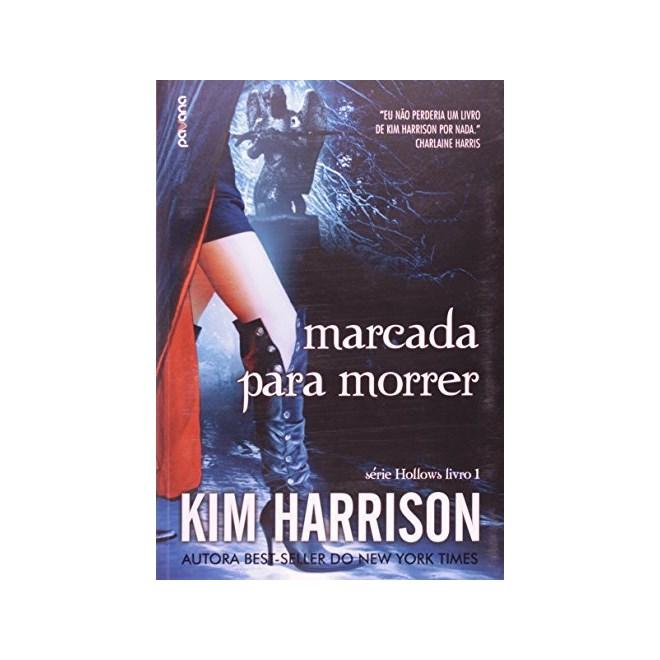 Livro Marcada para morrer - Harrison - Pavana