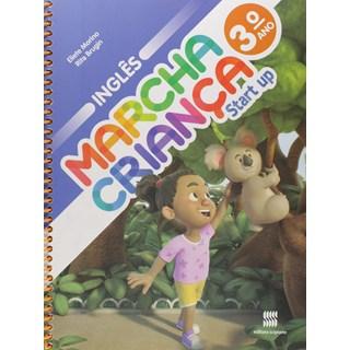 Livro Marcha Criança Inglês - 3º Ano - Scipione