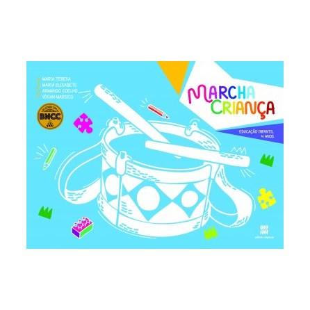 Livro - Marcha Criança Integrado - Educação Infantil 2 - Coelho