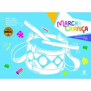 Livro - Marcha Criança Integrado - Educação Infantil 3 a 4 Anos - Coelho