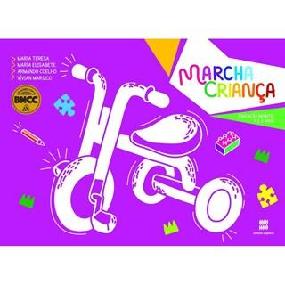 Livro - Marcha Criança Integrado - Educação Infantil 4 a 5 Anos - Scipione