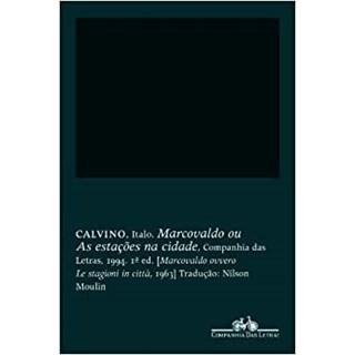 Livro - Marcovaldo ou as Estações na Cidade - Calvino - Cia das Letras