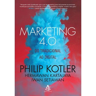 Livro - Marketing 4.0 - Kotler