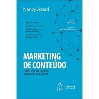 Livro - Marketing de Conteúdo - Assad