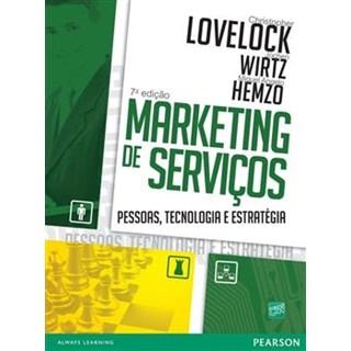 Livro - Marketing de Serviços - Lovelock