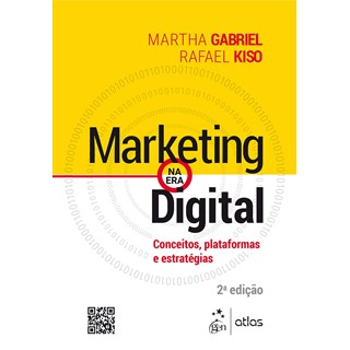 Livro Marketing na Era Digital - Gabriel - Atlas
