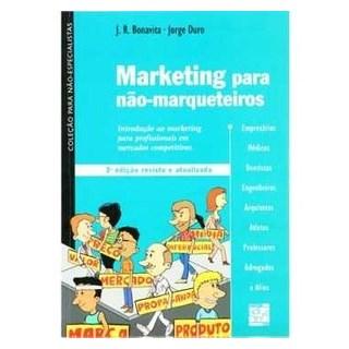 Livro - Marketing Para Não Marqueteiros - Bonavita