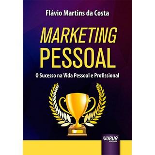 Livro - Marketing Pessoal - Costa - Juruá