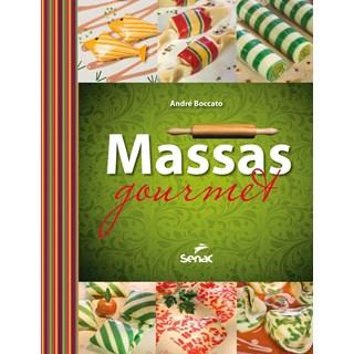 Livro - Massas Gourmet - Boccato