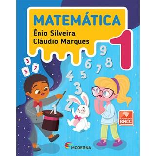 Livro - Matemática 1 - Silveira e Marques - Moderna