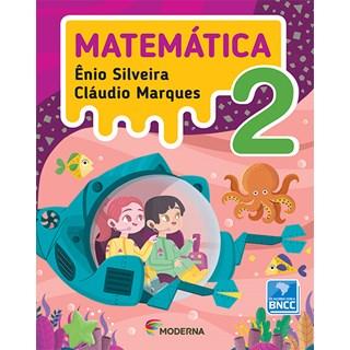 Livro - Matemática 2 - Silveira e Marques - Moderna