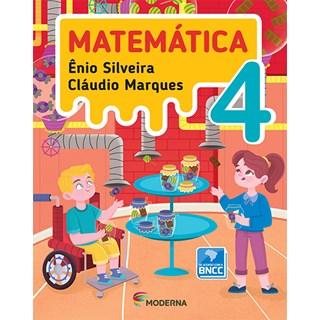 Livro - Matemática 4 - Silveira e Marques - Moderna