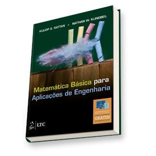 Livro - Matemática Básica para Engenharia - Rattan
