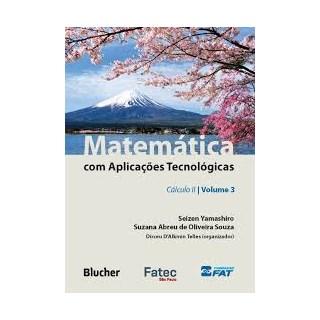 Livro - Matemática com Aplicações Tecnológicas - Vol. 3 -  Yamashiro