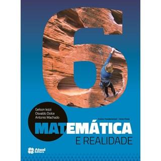 Livro - Matemática E Realidade - 6 Ano  - Machado - Atual