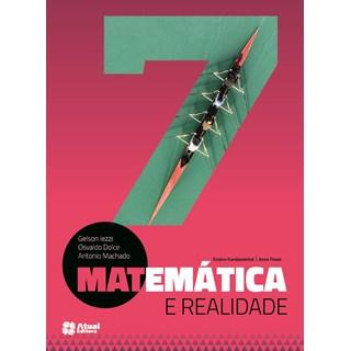 Livro - Matemática e Realidade - 7 Ano  - Machado - Atual