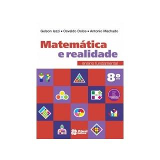 Livro - Matemática e Realidade. 8º Ano - Atual