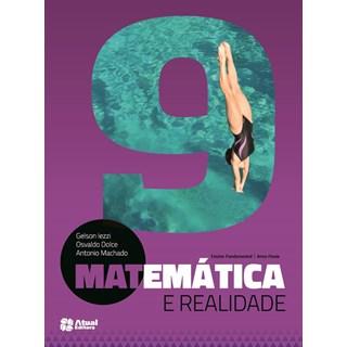 Livro - Matemática e Realidade - 9º Ano - Lezzi - Atual