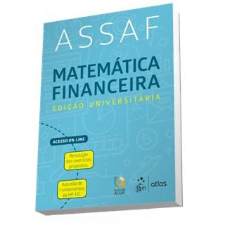 Livro - Matemática Financeira -  Edição Universitária - Assaf Neto