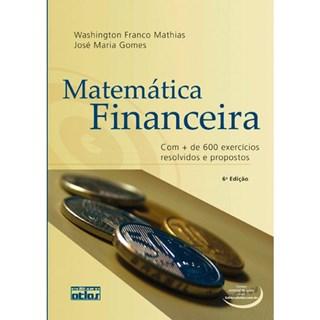 Livro - Matemática Financeira - Mathias