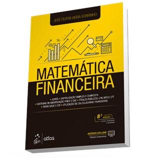 Livro - Matemática Financeira - Sobrinho