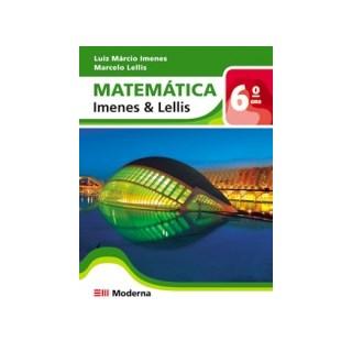 Livro Matemática Imenes e Lellis - 6 Ano - Moderna
