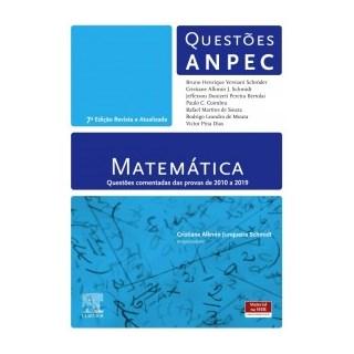Livro - Matemática - Questões Anpec - Schmidt
