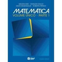 Livro Matematica Volume Unico EM Iezzi Atual