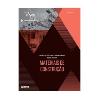 Livro - Materiais de Construção - Série Eixos - 3ª edição de 2020 - Pinhero 3º edição