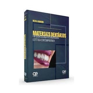 Livro - Materiais Dentários em Odontologia Restauradora Estética Contemporânea - Reis