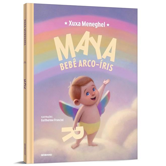 Livro Maya - Meneghel - Globinho