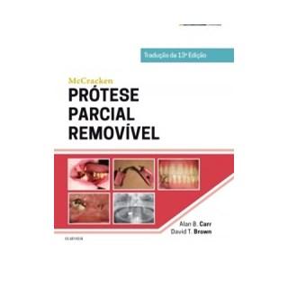 Livro - McCracken Prótese Parcial Removível - Carr