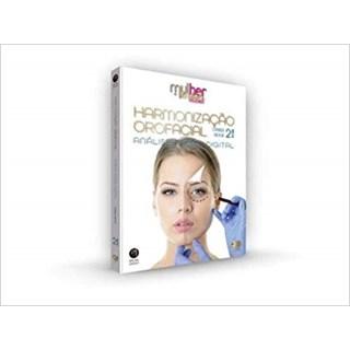 Livro - MDM Harmonização Orofacial 2.0 -  Análise Face Digital - Pereira
