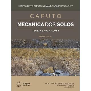Livro - Mecânica dos Solos e suas Aplicações - Fundamentos - Vol. 1 - CAPUTO