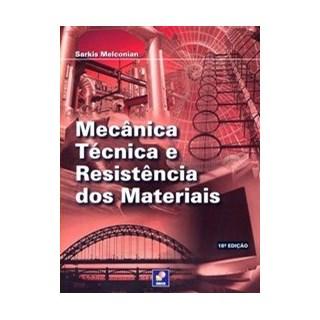 Livro - Mecânica Técnica e Resistência dos Materiais - Melconian